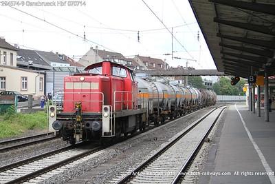 294574-9 Osnabrueck Hbf 070714