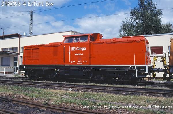 298065-4 Erfurt Bw