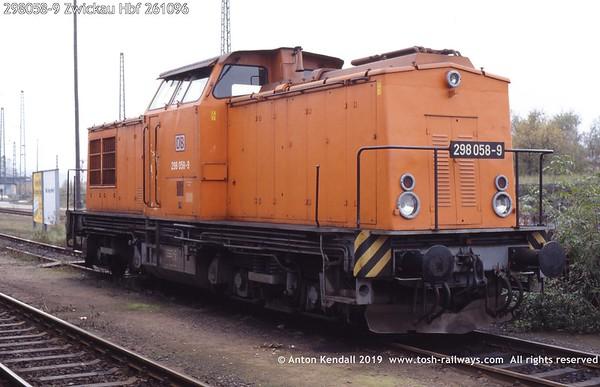 298058-9 Zwickau Hbf 261096