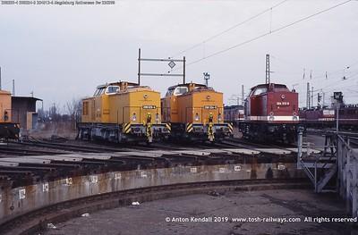 298329-4 298324-5 204513-6 Magdeburg Rothensee Bw 220298
