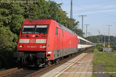 101029-7 Koeln West 011010