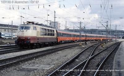 103150-9 Muenchen Hbf 97