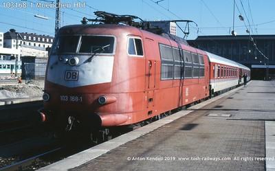 103168-1 Muenchen Hbf