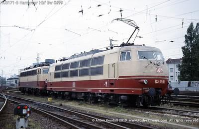 103171-5 Hannover Hbf Bw 0699