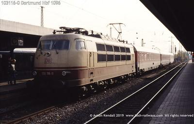 103116-0 Dortmund Hbf 1096