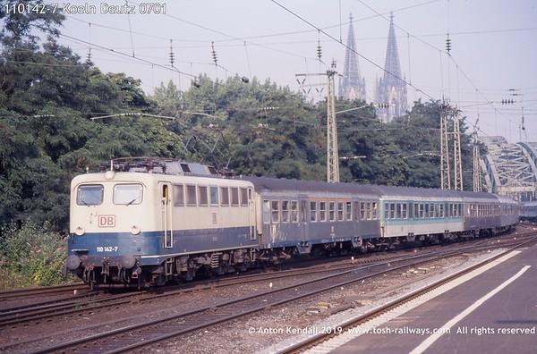 110142-7 Koeln Deutz 0701