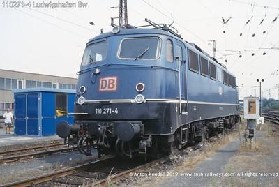 110271-4 Ludwigshafen Bw