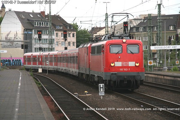 110142-7 Duesseldorf Hbf 230707