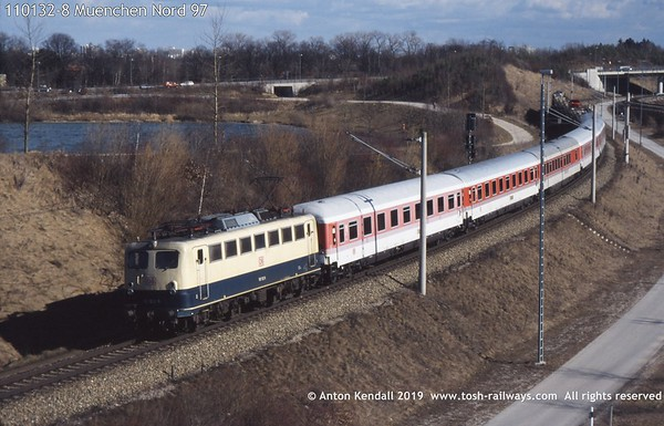 110132-8 Muenchen Nord 97