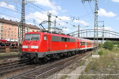111074-1 Wuerzburg 080711