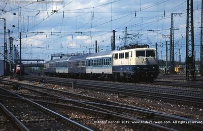 111065-9 Muenchen Donnersbergerbruecke