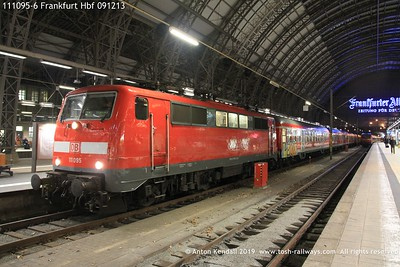 111095-6 Frankfurt Hbf 091213