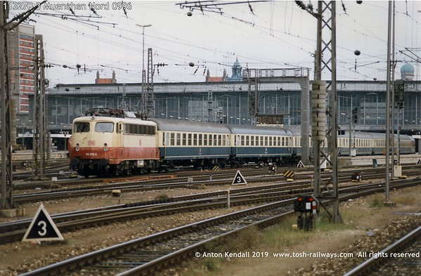 113270-3 Muenchen Nord 0996