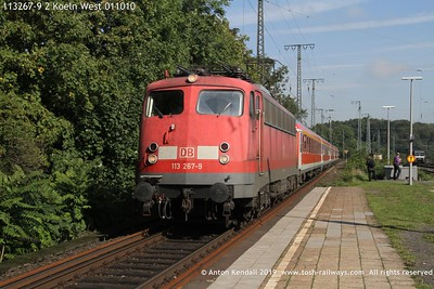 113267-9 2 Koeln West 011010