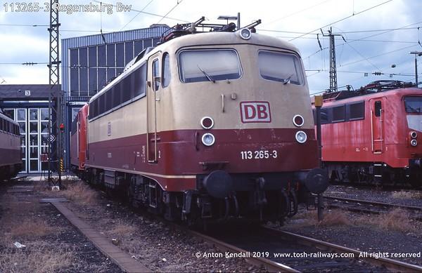 113265-3 Regensburg Bw