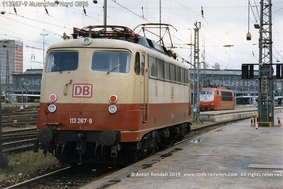 113267-9 Muenchen Nord 0896