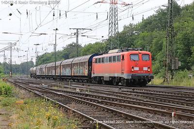 140432-6; Koeln; Gremberg; 030821