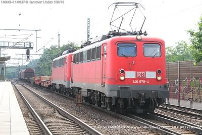 140678-4 140637-0 Hannover Linden 100714