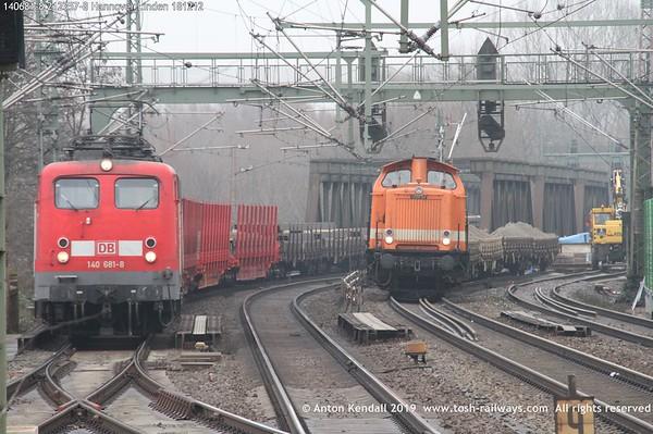 140681-8 212357-8 Hannover Linden 181212
