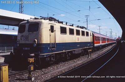 141383-0 Nuernberg Hbf