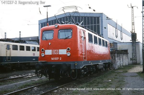 141037-2 Regensburg Bw