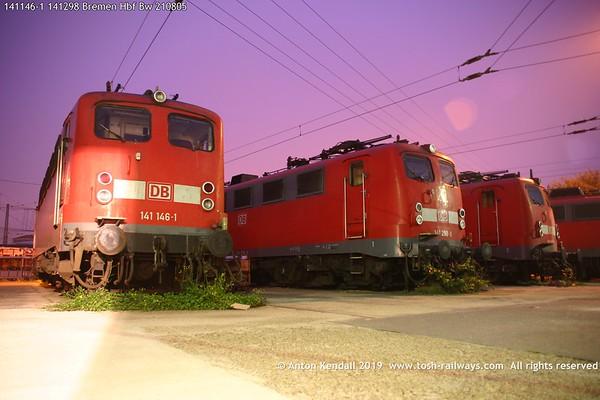 141146-1 141298 Bremen Hbf Bw 210805