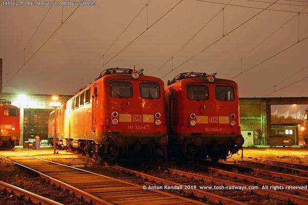 141322-8 141344 Bremen Hbf Bw 210805
