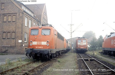 141246-9 141312-9 Bremerhaven Bw 100900