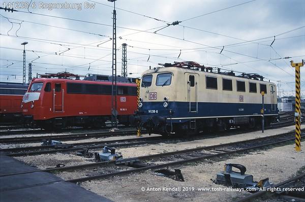 141238-6 Regensburg Bw