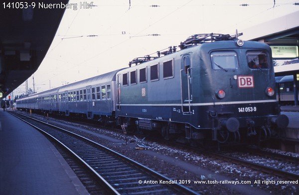141053-9 Nuernberg Hbf