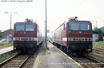 143107-1 143181-6 Sassnitz 300599