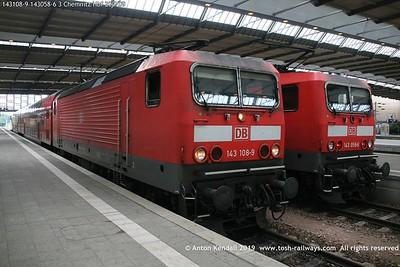 143108-9 143058-6 3 Chemnitz Hbf 200709