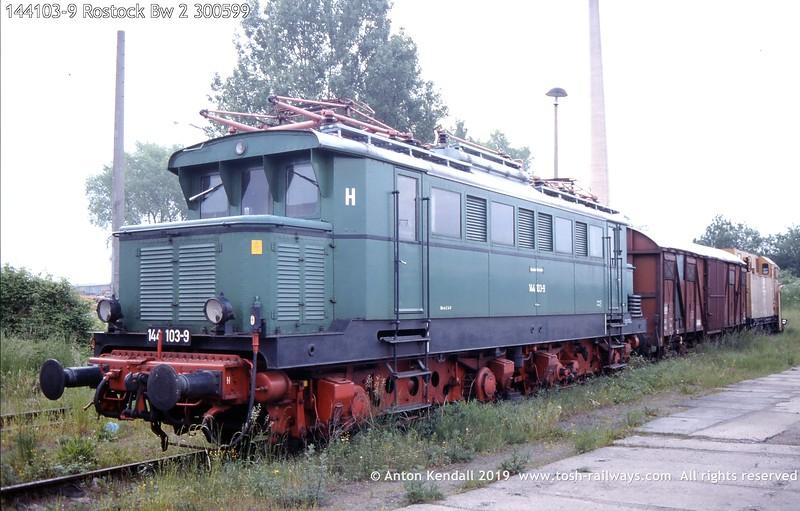 144103-9 Rostock Bw 2 300599