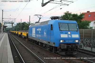 145085-7 Hannover Linden 100714