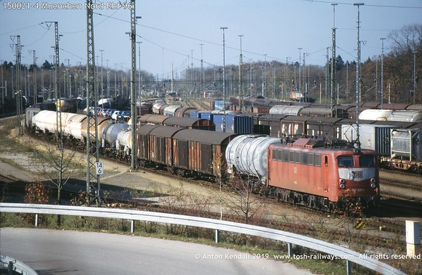 150021-4 Muenchen Nord Rbf 96