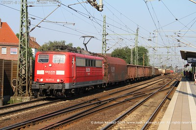 151071-8 Hannover Linden 110714