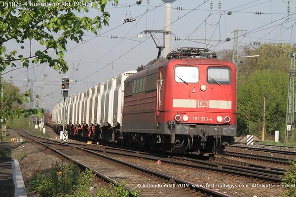 151073-4 Nuernberg Rbf 190411