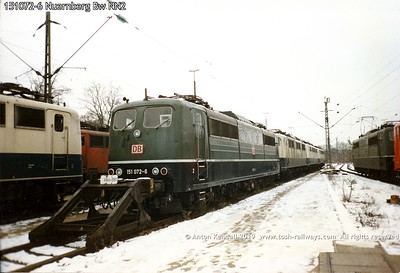 151072-6 Nuernberg Bw NN2