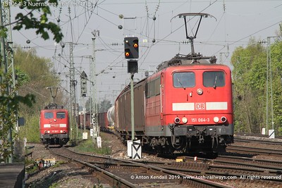 151064-3 Nuernberg Rbf 190411