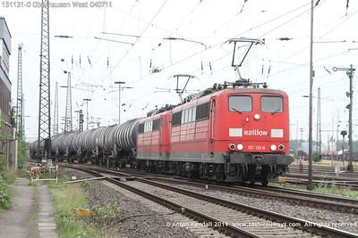 151131-0 Oberhausen West 040711