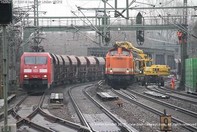 152051-9 212357-8 Hannover Linden 181212