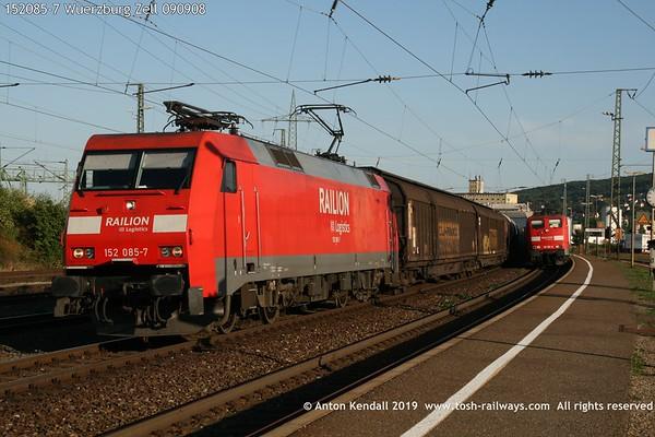 152085-7 Wuerzburg Zell 090908