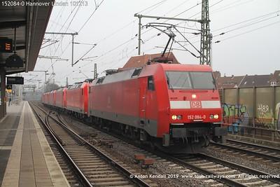 152084-0 Hannover Linden 101213