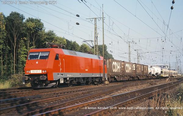 152127-7 Koeln Gremberg 0701