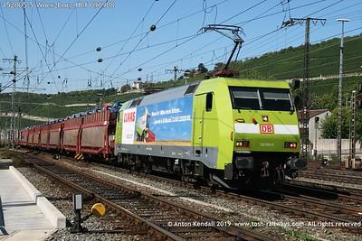 152005-5 Wuerzburg Hbf 090908