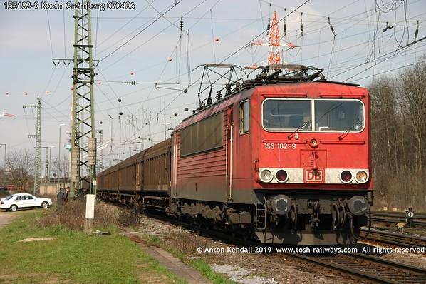 155182-9 Koeln Gremberg 070406