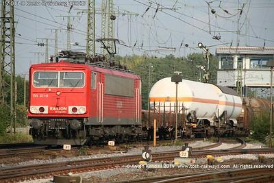 155011-0 Koeln Gremberg 190707