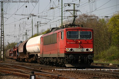 155004-5 Koeln Gremberg 120407