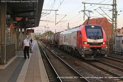 159217-9; Dedensen-Guemmer; 290721