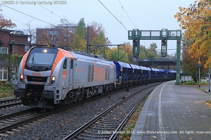 159002-5 Hamburg Harburg 301020